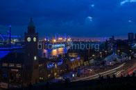 Blueport: Landungsbrücken
