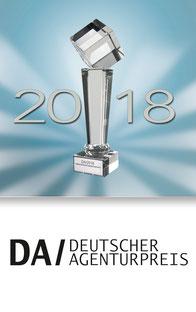 Deutscher Agenturpreis 2018