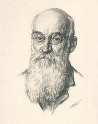 Ossip Minor  homme de lettres russe 1931