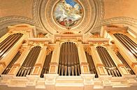 Die größte Kirchenorgel des Burgenlandes