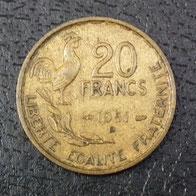franzoesischer franc, saarland