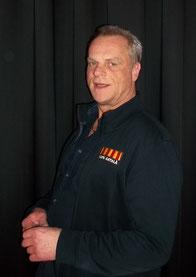 unser Trainer Jürgen Bergmann
