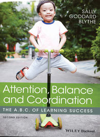 Buchcover: Sally Goddard Blythe-Attention, Balance and Coordination