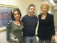 Victoria Kurchenko, Mauricio Niebla, Tatiana Sheremeteva