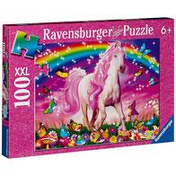 Einhorn Puzzle