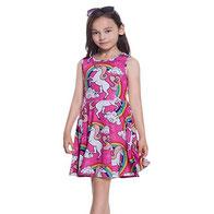 Einhorn Kinderkleid