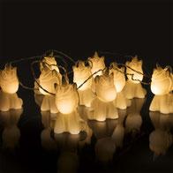 Einhorn Lichterkette