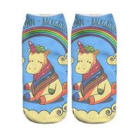 Einhorn Socken