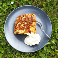 Vollwertiger Apfel Kuchen Rezept Kuchen Dessert