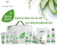 Contenant jusqu'à 50 % de gel de feuilles d'Aloe Vera pur, nos soins du visage Aloe Vera hydratent et détendent naturellement votre peau.  Aloe Vera Face convient à chaque type de peau.