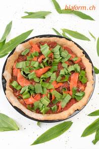 Schweizer Blog, gesunde Pizza, Foodblogger