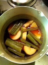 フキ たけのこ 煮物 レシピ