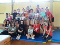 Mission Olympic-Kindergartengruppe