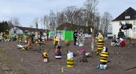 Bienen-Wiese Landesgartenschau Eutin