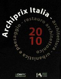 ARCHIPRIX ITALIA 2010 - novembre 2010
