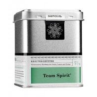 """""""Team-Spirit"""" Kräuter-/Grüntee, teamevent.de, Teamevent, Firmenevent, Betriebsausflug, Schnurstracks, Teambuilding, Pimp your Event"""