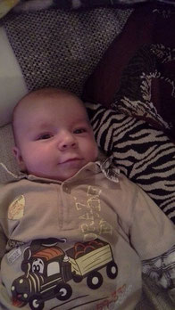 Jannis Florian - geboren am 16.11.2014 - 3900g / 51cm