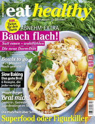 Vitaquell – Cover, eat healthy - Ausgabe Februar 2017