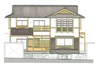 玉野 伝統和風の家