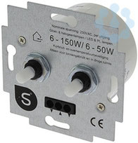 LED Dimmer 6-150W / 6-50W