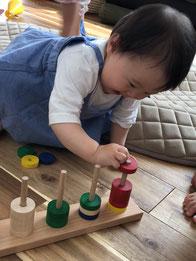 月齢、年齢に合った木のおもちゃ選びでインスタ映え楽しい子育て