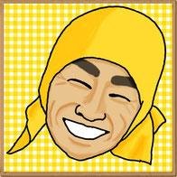 ギンガムチェック黄色