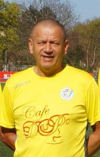 Helmut KRUPITZA - Angriff - Spielertrainer