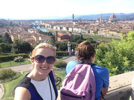 Florence uitkijkpunt