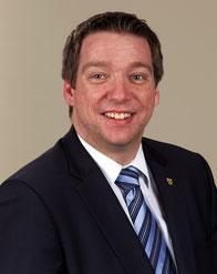Markus Meyer. Der 35-jährige Bankfachwirt tritt die Nachfolge Günther Fesselmanns im Rat der Stadt an.