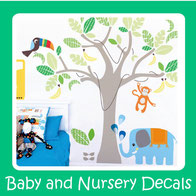 Baby and Nursery Wall Decals