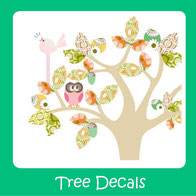Tree wall decal-tree wall stickers