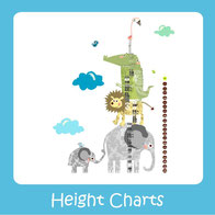 Height chart - growth charts