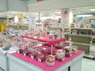 ヨーカ堂綾瀬店にて母の日展示販売会