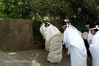 百人御物参 ももそおものまいり 首里城 祭祀行事