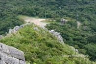 嘉津宇岳探訪 沖縄の風景