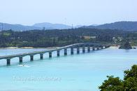 沖縄の風景 古宇利大橋 沖縄写真