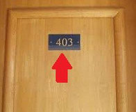 APARTMENT NUMBER