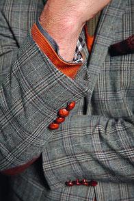 Englische Mode Tweed Montanus Aachen Herrenausstatter