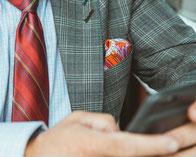 Krawatte Accessoires Montanus Aachen Herrenausstatter
