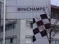 Eröffnung Minichamps Museum 2008
