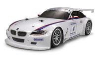 Tamiya, TT-01, BMW Z4, 58393, Euro-Cup