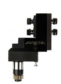 Angetriebene Werkzeuge für CNC - Drehmaschinen