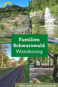 Mit Familie im Schwarzwald