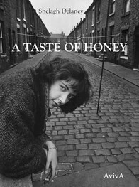 Shelagh Delaney: A Taste of Honey (Cover)