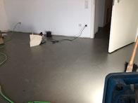 PVC -Boden Verlegung