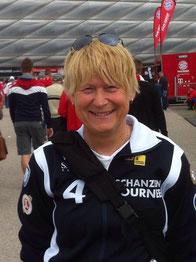 Sandra Minnert Fußballcamp Trainerteam Britta Unsleber