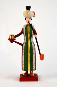 Lichtertürke, Lichtertürke Abdul, Tradition, Brotteig, Erzgebirge, Volkskunst