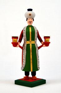 Lichtertürke, Lichtertürke Erkan, Tradition, Brotteig, Erzgebirge, Volkskunst