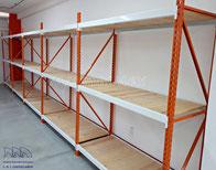 Racks industriales, rack de carga pesada