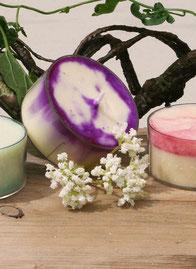Lichtgarten Licht-Garten Kerzen Teelichter Simone Fischer